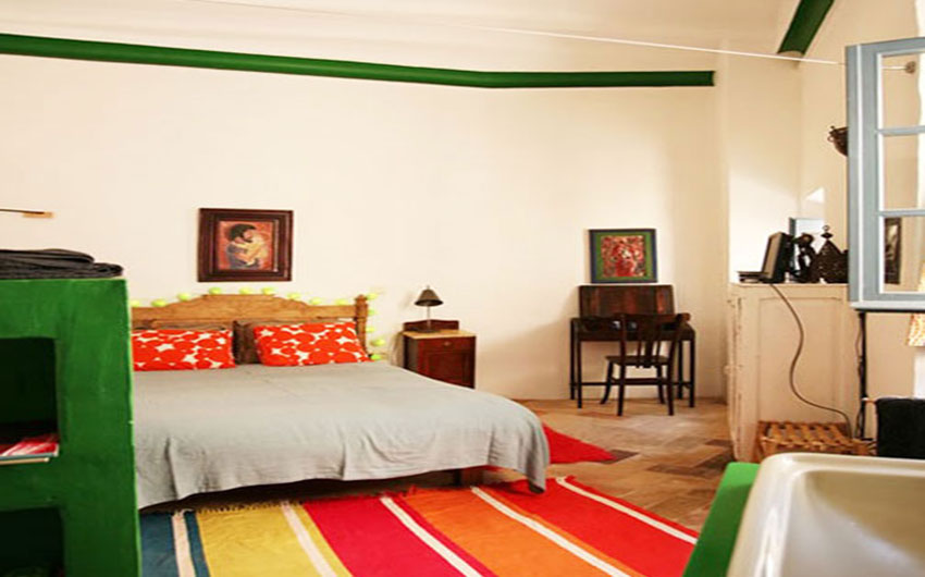 Costa Brava Hideaway Colourful Rooms and The Little Voyager