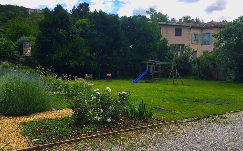 The French Rural Retreat Playground with The Little Voyager