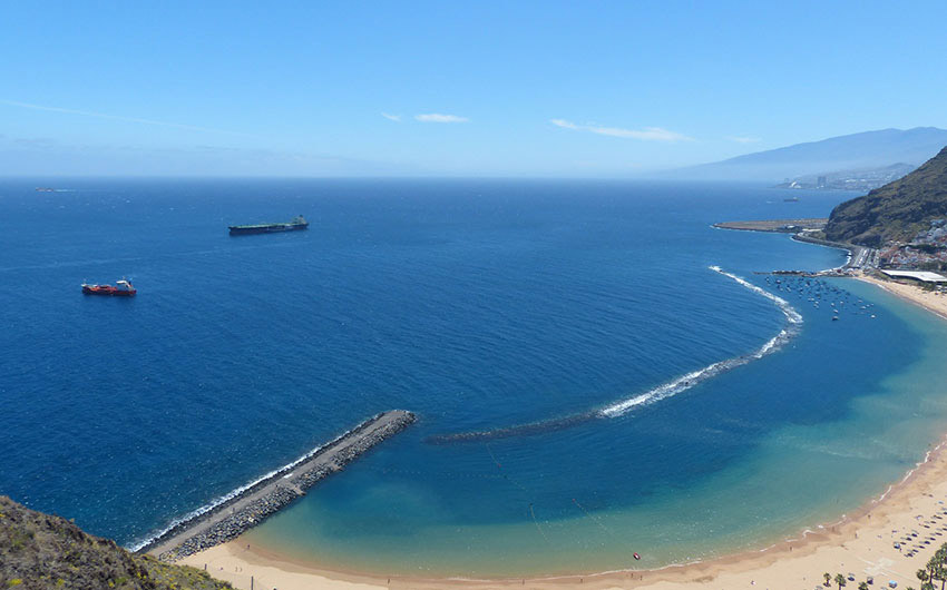 Tenerife Beaches with The Little Voyager