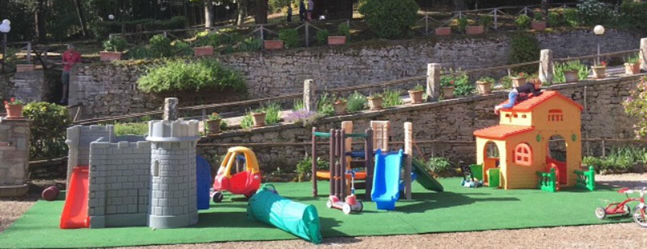 villa pia playground