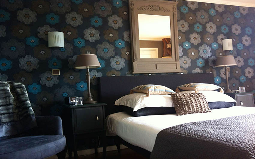 The French Country Chic Double Bedroom with The Little Voyager