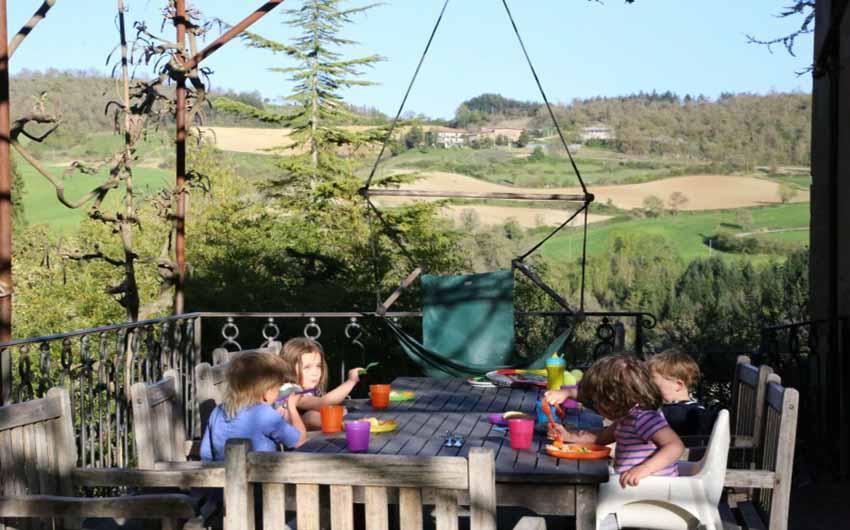 Family Holidays in Tuscany with The Little Voyager