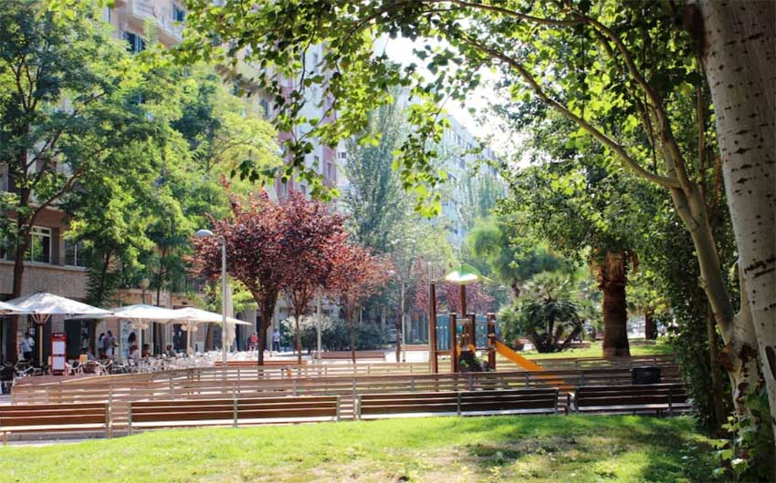 Barcelona City Gardens
