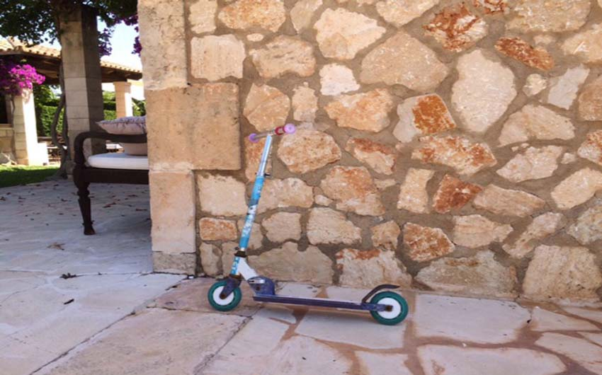 The Mallorcan Family Hotel Scooters for Kids with The Little Voyager