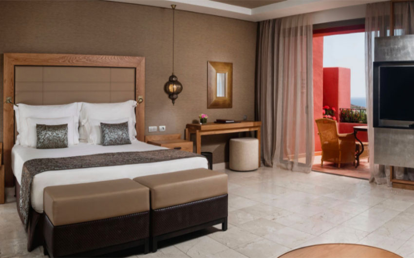 Ritz-Carlton Abama Junior Suite with The Little Voyager
