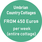 The Umbrian Country Cottages Family Holiday Destination Offer from The Little Voyager