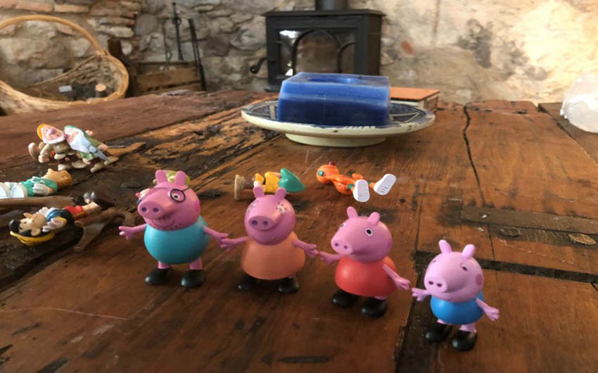 Catalan Farmhouse Kids Toys with The Little Voyager