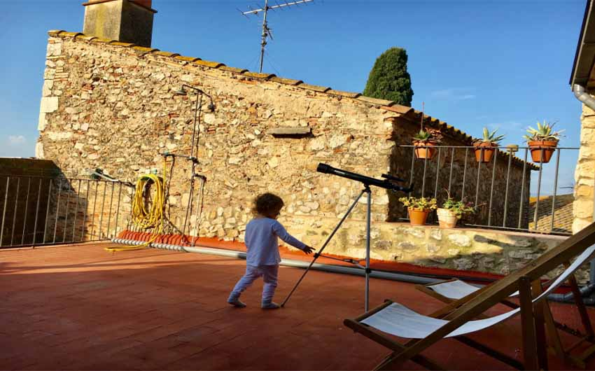 The Catalan Farmhouse Family Holidays with The Little Voyager