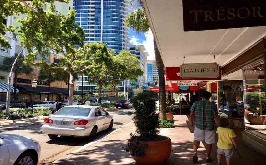 Fort Lauderdale and The Little Voyager