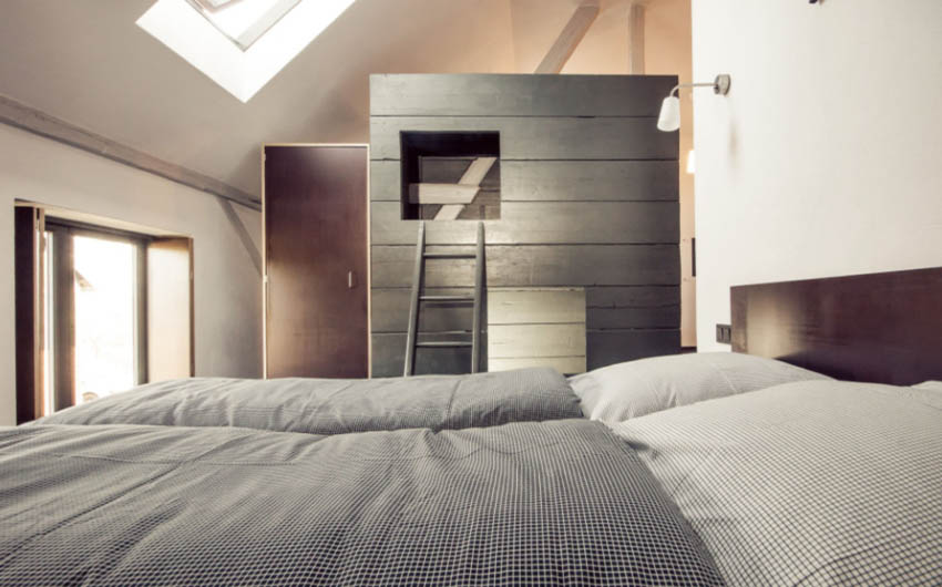 German Farmhouse Apartments Bedrooms with The Little Voyager
