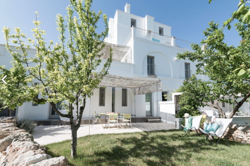 The Apulian Design Apartments
