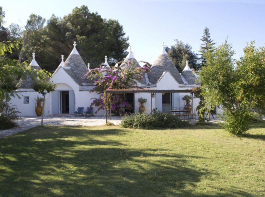 The Apulian Twin Villas