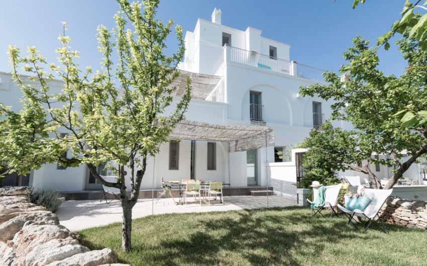 Die Apulian Design Apartments
