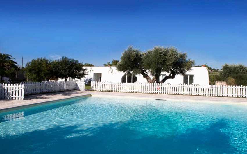 Apulian Twin Apartments Swimming Pool with The Little Voyager