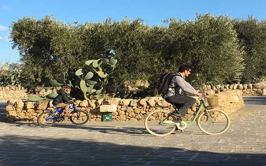 Catalan Rural Escape Biking with The Little Voyager