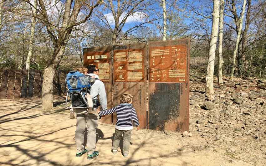 Catalan Rural Escape Hiking with The Little Voyager