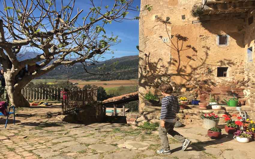 Catalan Rural Escape Outdoors with The Little Voyager