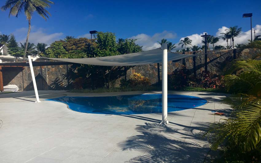 Le Saint Geran Kids Club Swimming Pool with The Little Voyager