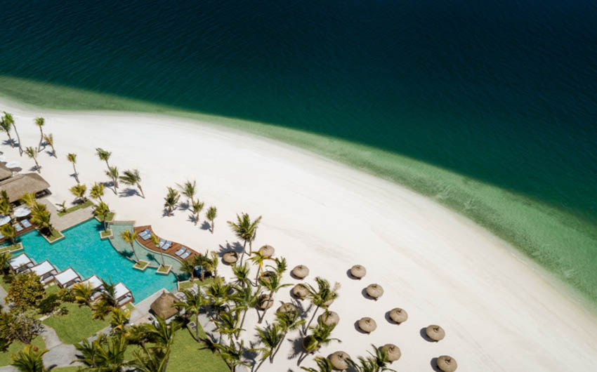 Le Saint Geran Resort with The Little Voyager