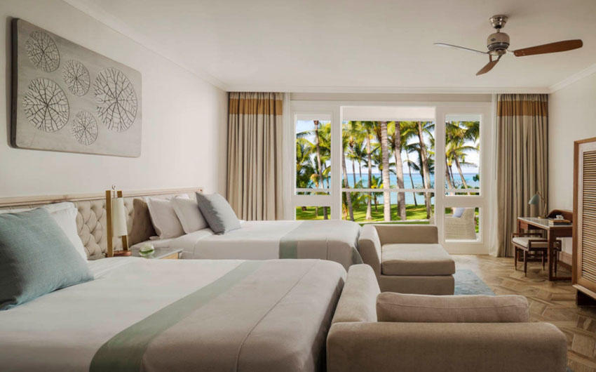 Le Saint Geran Ocean Twin Room with The Little Voyager