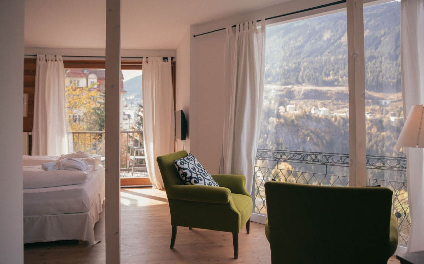 Haus Hirt Hotel Alpine Suite with The Little Voyager