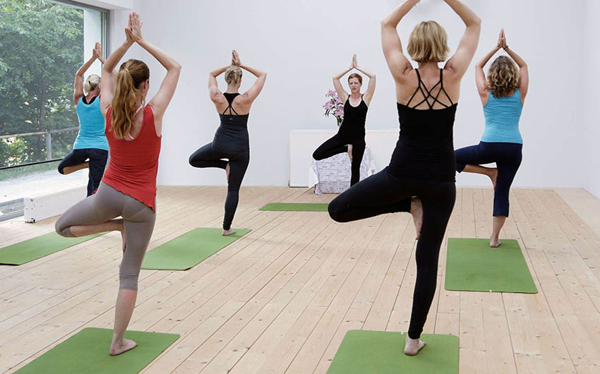 Haus Hirt Hotel Yoga with The Little Voyager