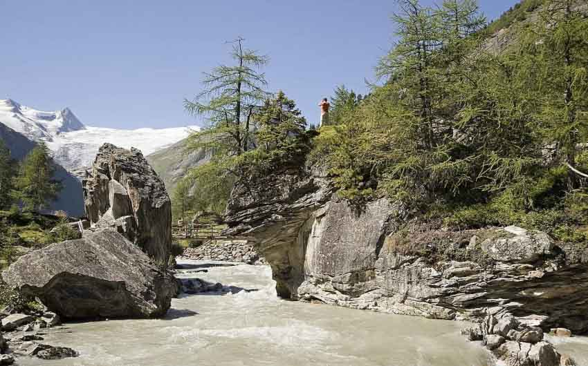 East Tyrol Rivers with The Little Voyager