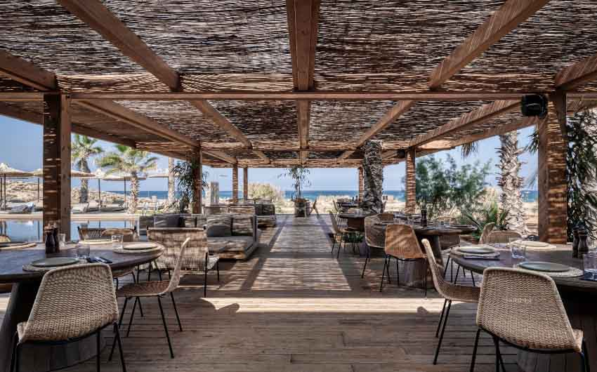 Cretan Seaside Retreat Beach House with The Little Voyager