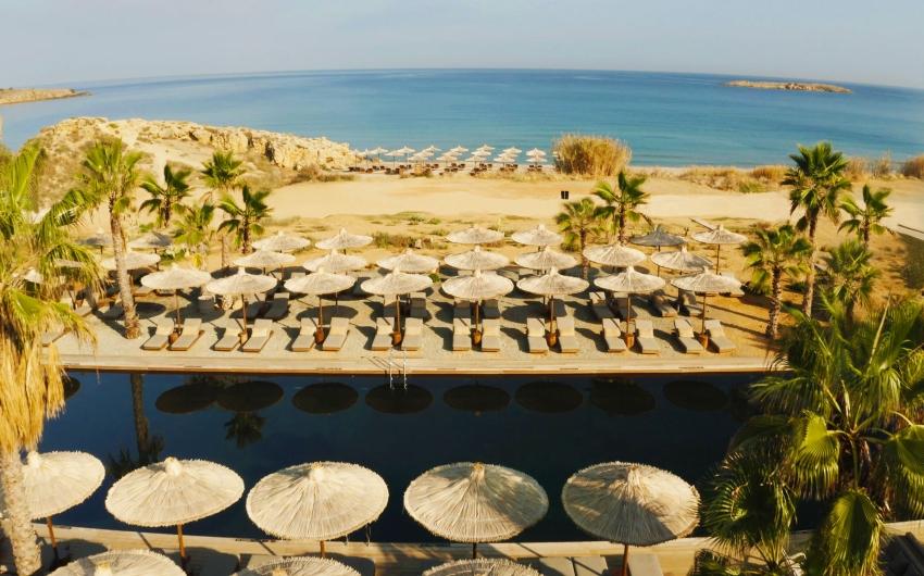 The Cretan Seaside Retreat Beach View