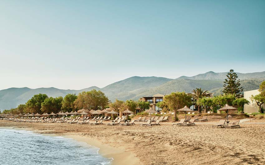Cretan Nature Resort Beach with The Little Voyager