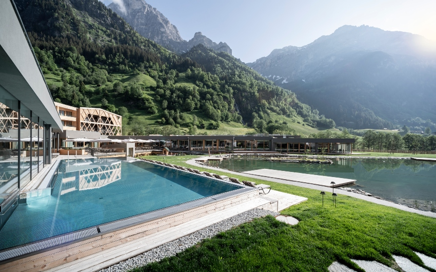 The South Tyrolean Nature Resort