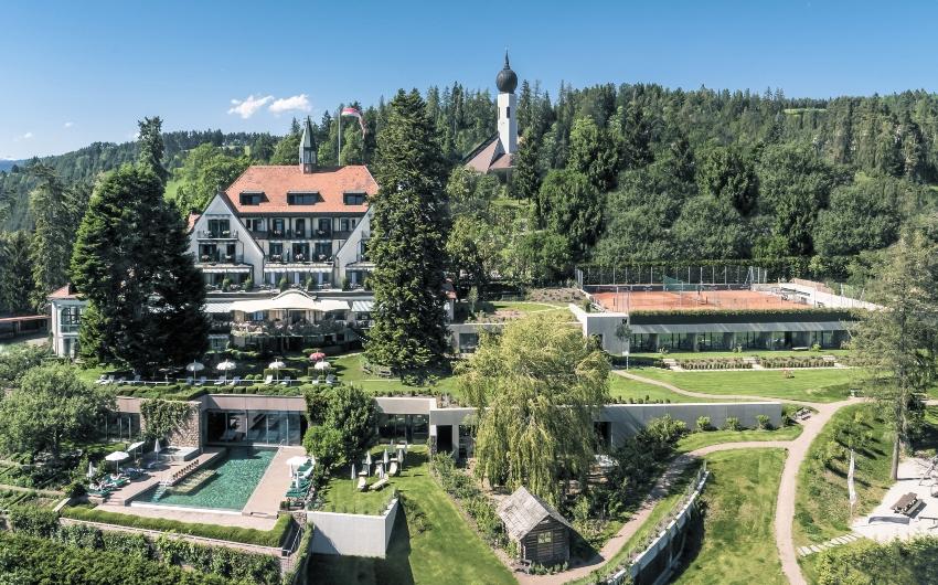 The South Tyrolean Art Nouveau Hotel