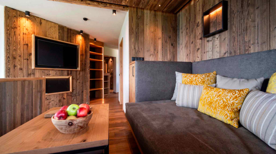 Family Suite at the South Tyrolean Panorama Hotel