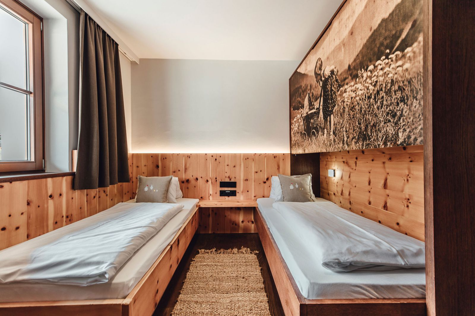 Family Suite at the Austrian Nature Retreat