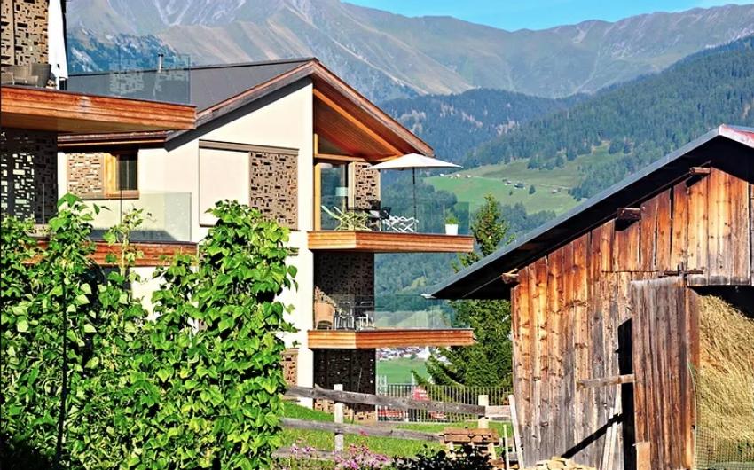 The Swiss Mountain Apartment
