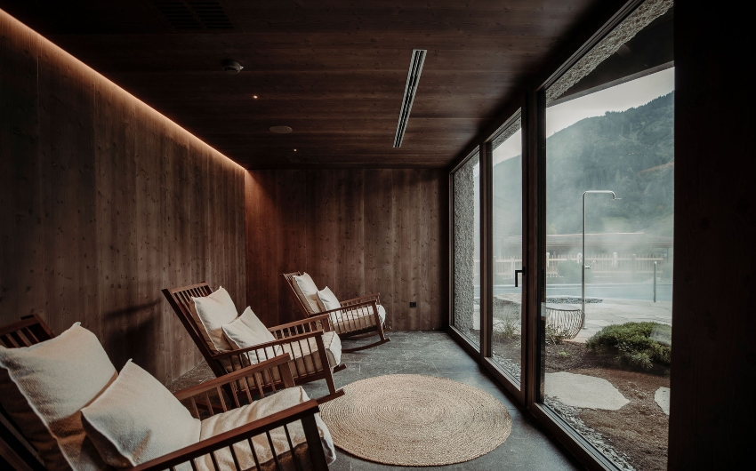 Spa at the Austrian Nature Retreat